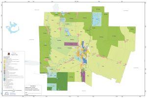 Carte Zonage (ville) - Mise à jour : Juin 2019