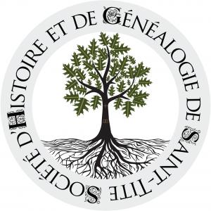 Logo - Société d'histoire et de généalogie de Saint-Tite