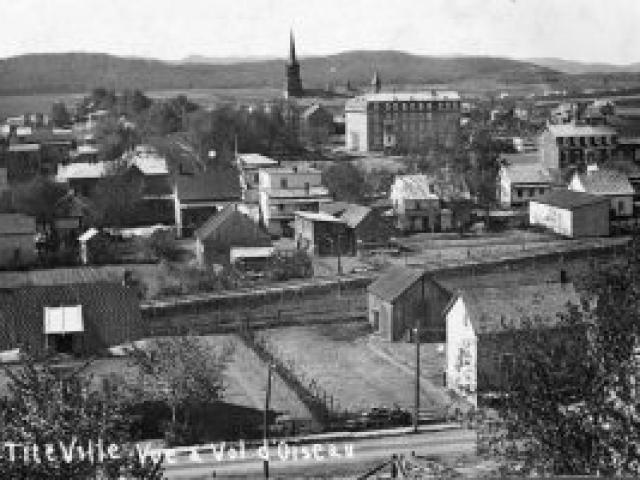 Municipalité le 11 juillet 1863 - Ville de Saint-Tite