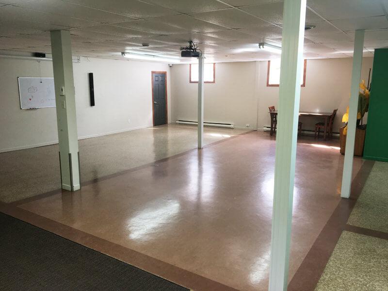 Centre communautaire Armand-Marchand - Sous-sol