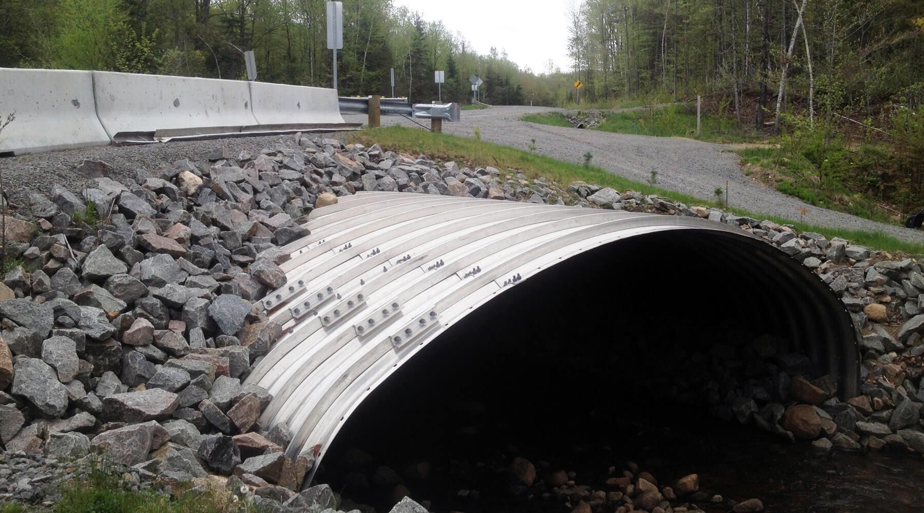 Infrastructures d'eau potable - Ville de Saint-Tite
