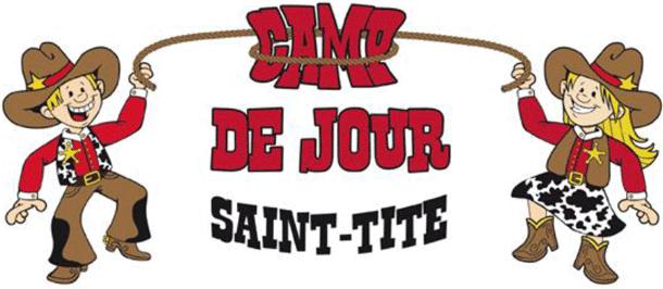 Logo - Camp de jour - Ville de Saint-Tite
