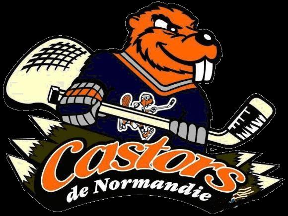 Logo - Castor de Normandie - Hockey mineur Mékinac