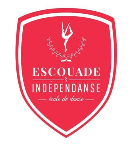 Logo - Escouade indépendanse - École de danse
