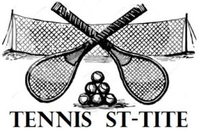 Logo - Tennis St-Tite