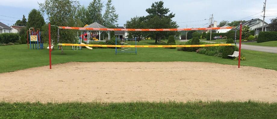 Parc Carpentier - Ville de Saint-Tite